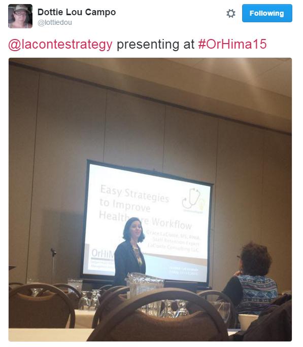 OrHIMA tweet