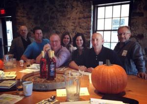interactive team-building, workshop, engagement, autumn, pumpkins