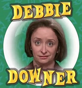 Debbie Downer, SNL, Saturday Night Live, Rachel Dratch