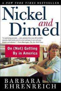 Nickel and Dimed, Barbara Ehrenreich, New York Times, New York Times Bestseller
