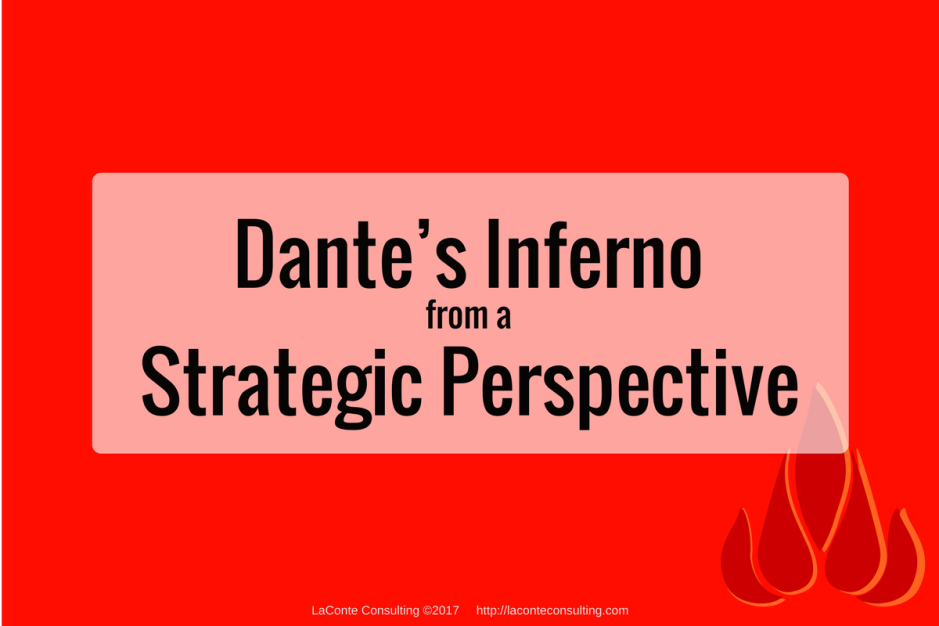 The Inferno of Dante, Dante's Inferno, Divine Comedy, Divina Commedia, Robert Pinsky, bilingual, translation, Italian, strategic, strategic perspective, strategy