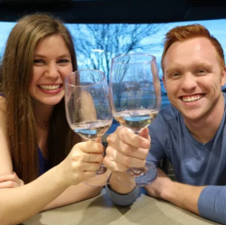 Alyssa and Heath, Alyssa and Heath Padgett, The RV Entrepreneur, RV Entrepreneur, founder, living in an RV, Year In Review