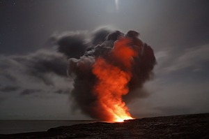 volcano, Hawaii, Hawaiian, active volcano, aggression, aggressive, leadership