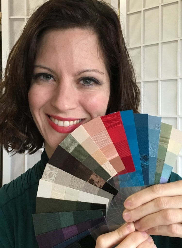 color theory, color swatches, color palette, color fan, color consult, beauty, beauty colors, ColorStyle, Joy Overstreet