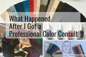 color consult, professional color consult, color analysis, color theory, color fan, color palette, color consultant, professional image, risk management