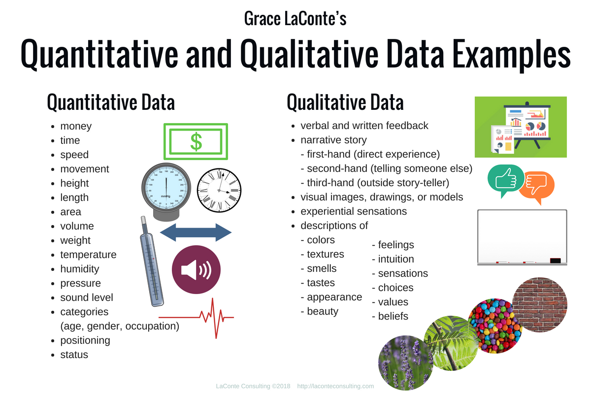 Definitions – LaConte Consulting Qualitative Data Examples